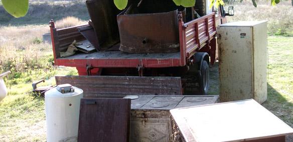 Фирма за събиране на стари електроуреди в София
