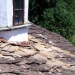 Ремонт на каменен покрив